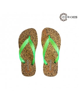 Corkies - Flip Flop Cork & Rubber