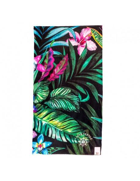 ILOVETEXTILE - Leaves  Towel