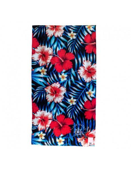 ILOVETEXTILE - Hibiscus Towel