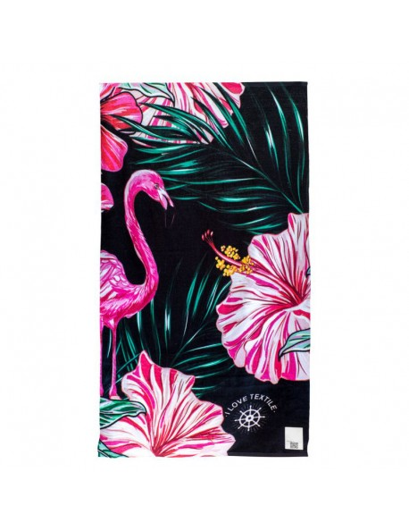 ILOVETEXTILE - Flamingo Towel