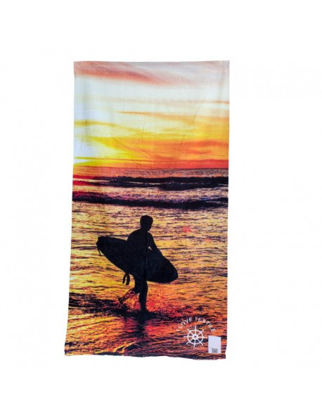 ILOVETEXTILE -  Freedom Towel