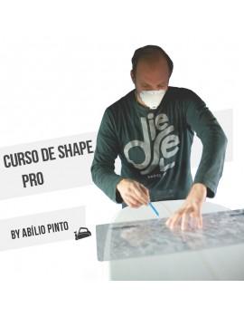 Abílio Pinto a ensinar a shapear