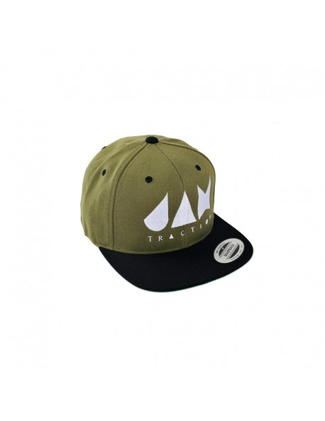 JAM Traction -  Camo Green & Black Strap Back by Jam