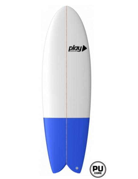 Play Surfboards - 5'10