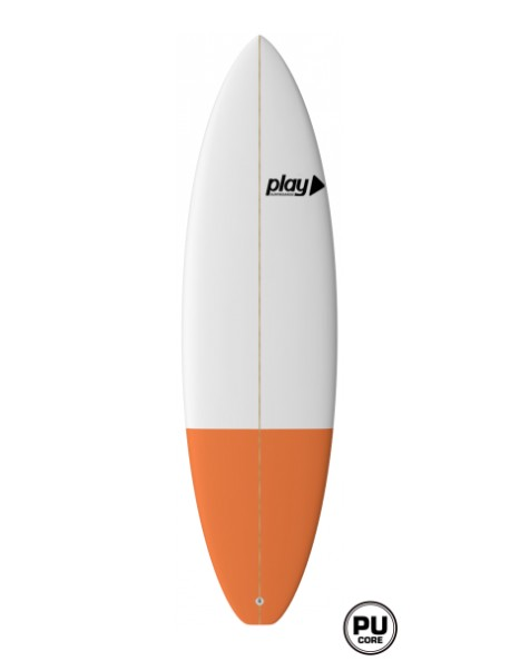 Play Surfboards - 6'4