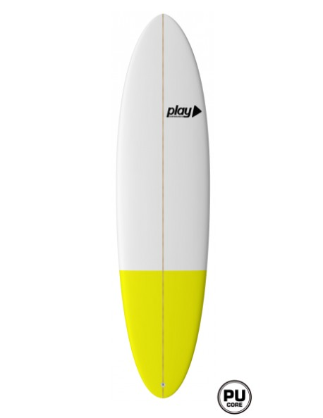 Play Surfboards - 7'2