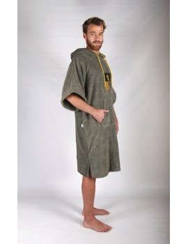 Pacifique Sud  - Surf Poncho with sleeves
