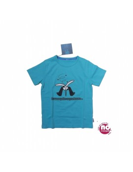"SurfTotal - Tshirt ""no mosquito"" kids"