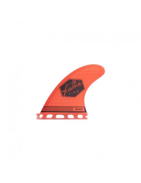 Feather Fins - Quad Rear Ultra Light (Single tab)
