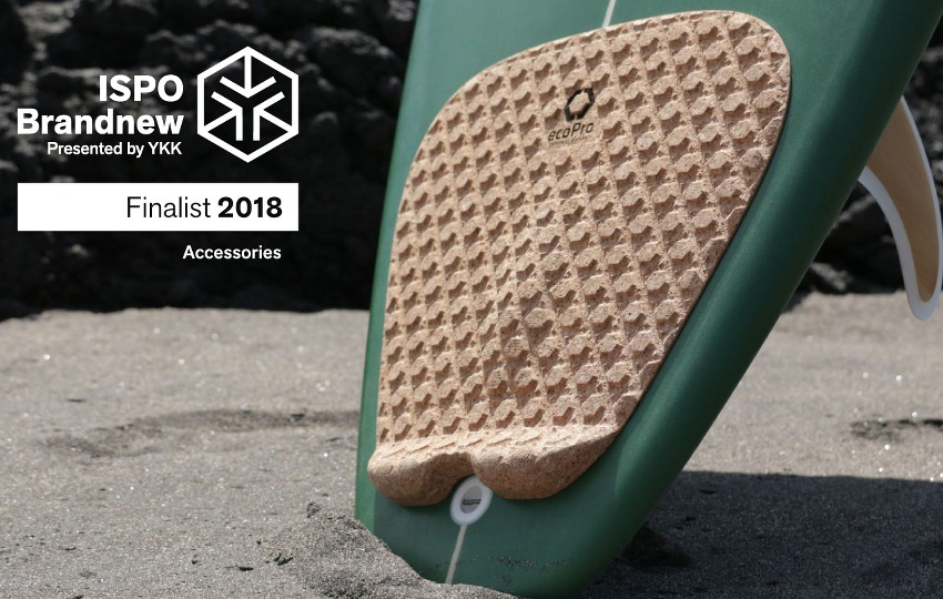 ecoPro – finalist of the ISPO BrandNew awards which distinguishes the most promising new companies in the sports industry.